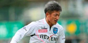 49 Yaşındaki Kazuyoshi Miura, Takımı Yokohama ile Sözleşmesini Uzattı