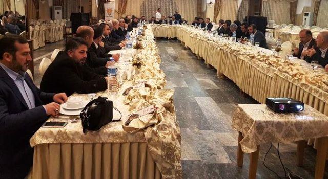 AK Parti İl Başkanı Dündar Stk Temsilcileriyle