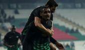 Türkiye Kupası'nda Akhisar Belediyespor, Bursaspor'u 4-1 Yendi