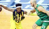 Fenerbahçe, Panathinaikos'u 84-63 Mağlup Etti