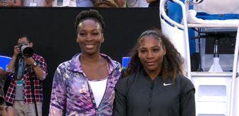 Avustralya Açık Tek Kadınlarda Şampiyon Serena Williams Oldu