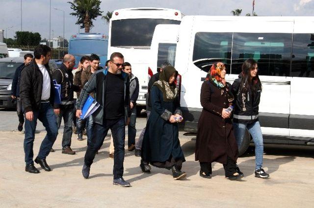Antalya'da Fetö Soruşturması: 7 Tutuklama, System.String[]