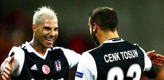 UEFA Avrupa Ligi'nde Beşiktaş, Hapoel Beer Sheva'yı 3-1 Yendi