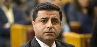 HDP Lideri Selahattin Demirtaş'a 5 Ay Hapis Cezası
