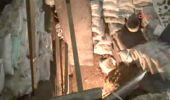 Ayasofya'nın Altına Tünel Kazmak İsteyen Defineci Yakalandı