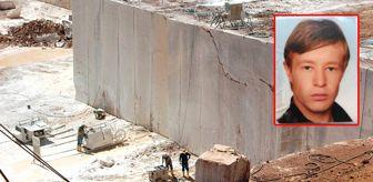 Üzerine Mermer Blok Düşen İşçi Hayatını Kaybetti