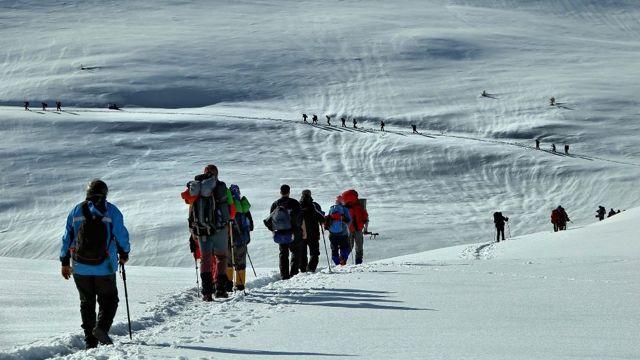Doğu Karadeniz'de 'Trekking Turizmi' Atağı