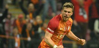 Lukas Podolski: İlk Yarıda Uyumamız Dışında Her Şey Güzeldi