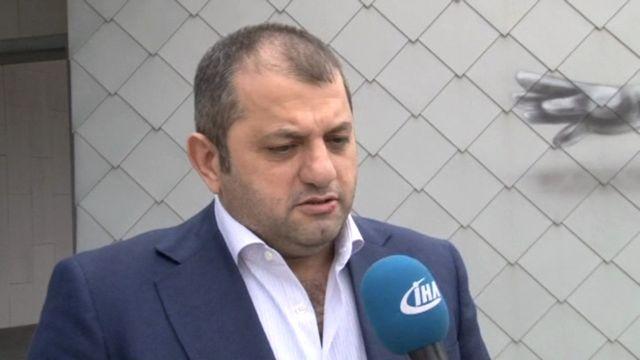 Medipol Başakşehir 2. Başkanı Saral'ın Acı Günü