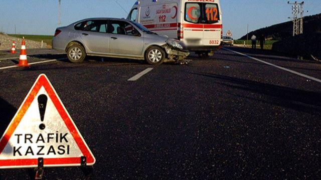 Akseki'de Trafik Kazası: 1 Yaralı, System.String[]