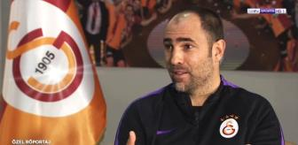 Galatasaray Teknik Direktörü Igor Tudor: Belki Trabzonspor Maçında Ben Oynamalıyım