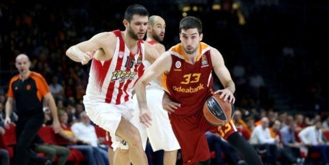 Galatasaray Odeabank Yunanistan'da!