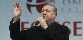 Cumhurbaşkanı Erdoğan'dan CHP'li Yılmaz Büyükerşen'e Tebrik