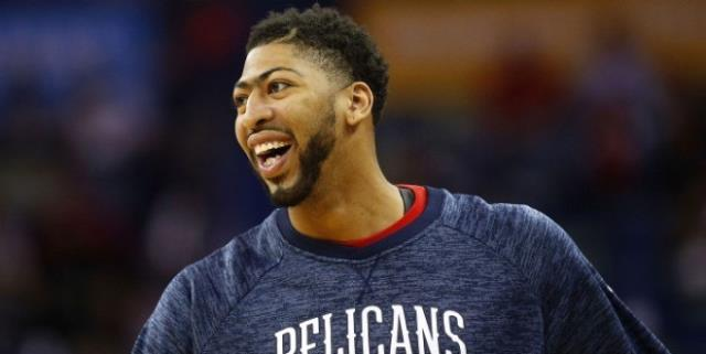 New Orleans'a Galibiyeti Anthony Davis Getirdi