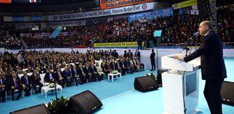 Cumhurbaşkanı Erdoğan: Hak Etmediğiniz Şeyi Hak Olarak Veremeyiz