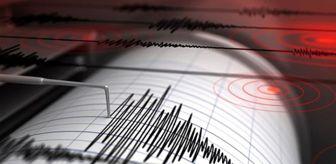 Elazığ'da 4 Büyüklüğünde Deprem Oldu!