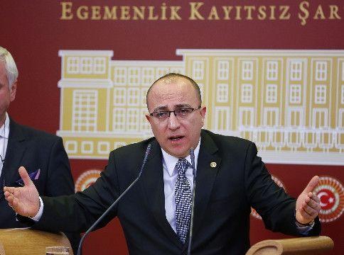 MHP İstanbul Milletvekili Yönter Açıklaması
