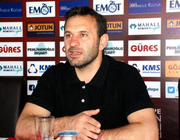 Akhisar Belediyespor, Okan Buruk'la Anlaştı
