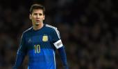 Peru'da Yakalanan Kokainlerin Üzerinden Messi'nin Fotoğrafı ve Markası Çıktı