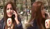 Esad'ın Muhabiri Canlı Yayında Yalan Söylerken Yakalandı