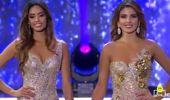 Yarışmayı Kaybeden Kolombiyalı Güzelin Yüz İfadesi Olay Oldu