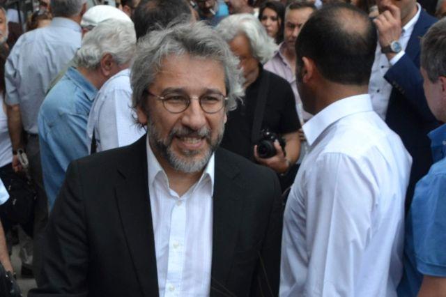 Can Dündar'a 2 Yıla Kadar Hapis Istemi