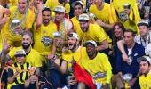 Euroleague Şampiyonu Fenerbahçe, Sadece 1 Milyon Euro Kazandı
