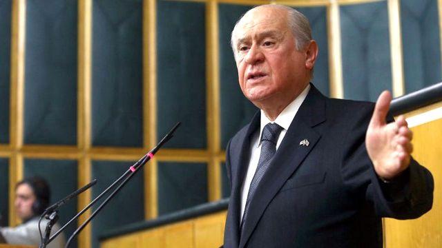 Son Dakika! MHP, Af Yasa Teklifini TBMM Başkanlığı'na Sundu