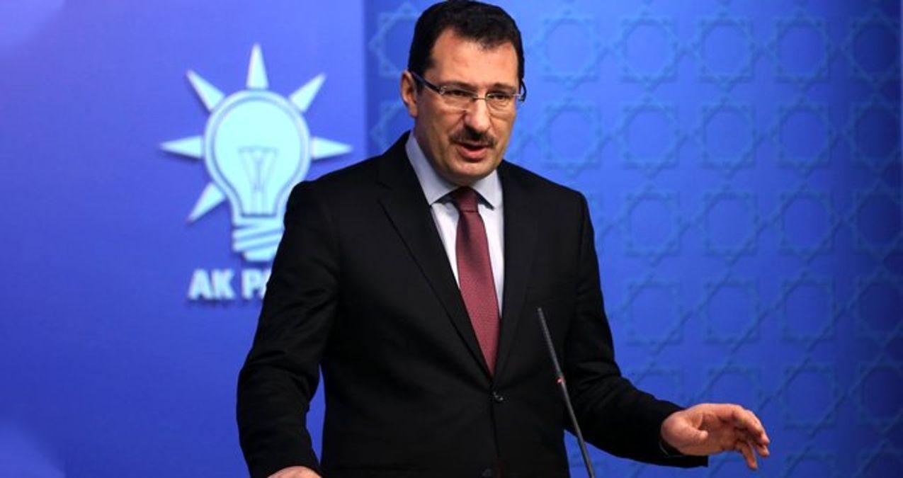 AK Parti'li Yavuz'dan İstanbul Seçimleriyle İlgili Yeni Açıklama: FETÖ de Bu İşin İçinde