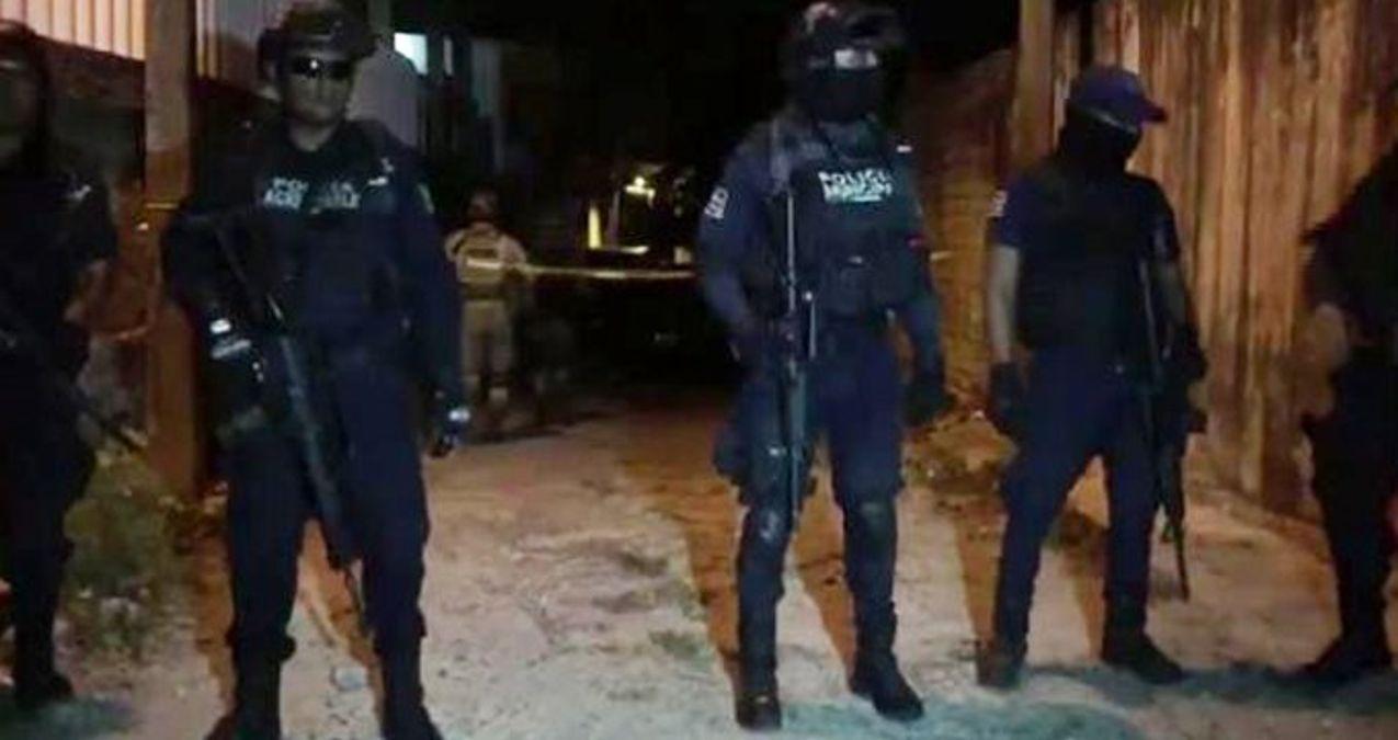 Meksika'da, Doğum Günü Kutlamasını Basan Silahlı Saldırganlar Katliam Yaptı: 13 Ölü