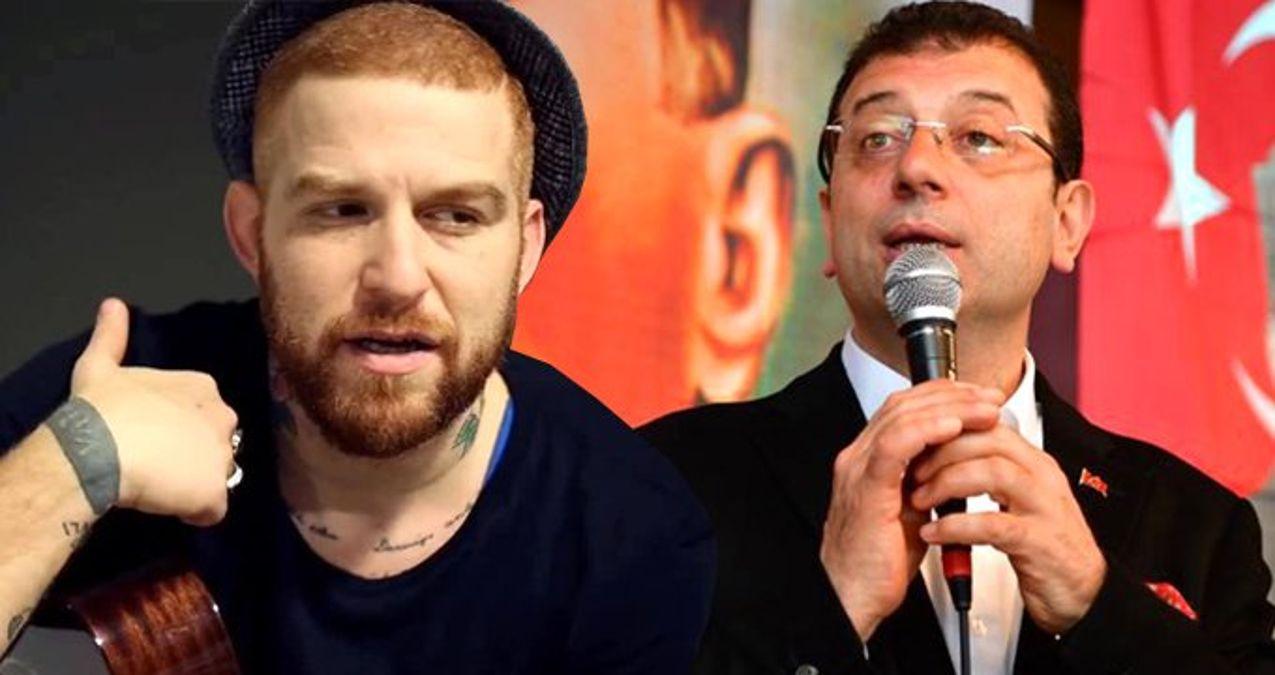Şarkıcı Gökhan Özoğuz, 4 Askerin Şehit Olmasını Ekrem İmamoğlu'nu Bağlayan Gazeteye Sitem Etti