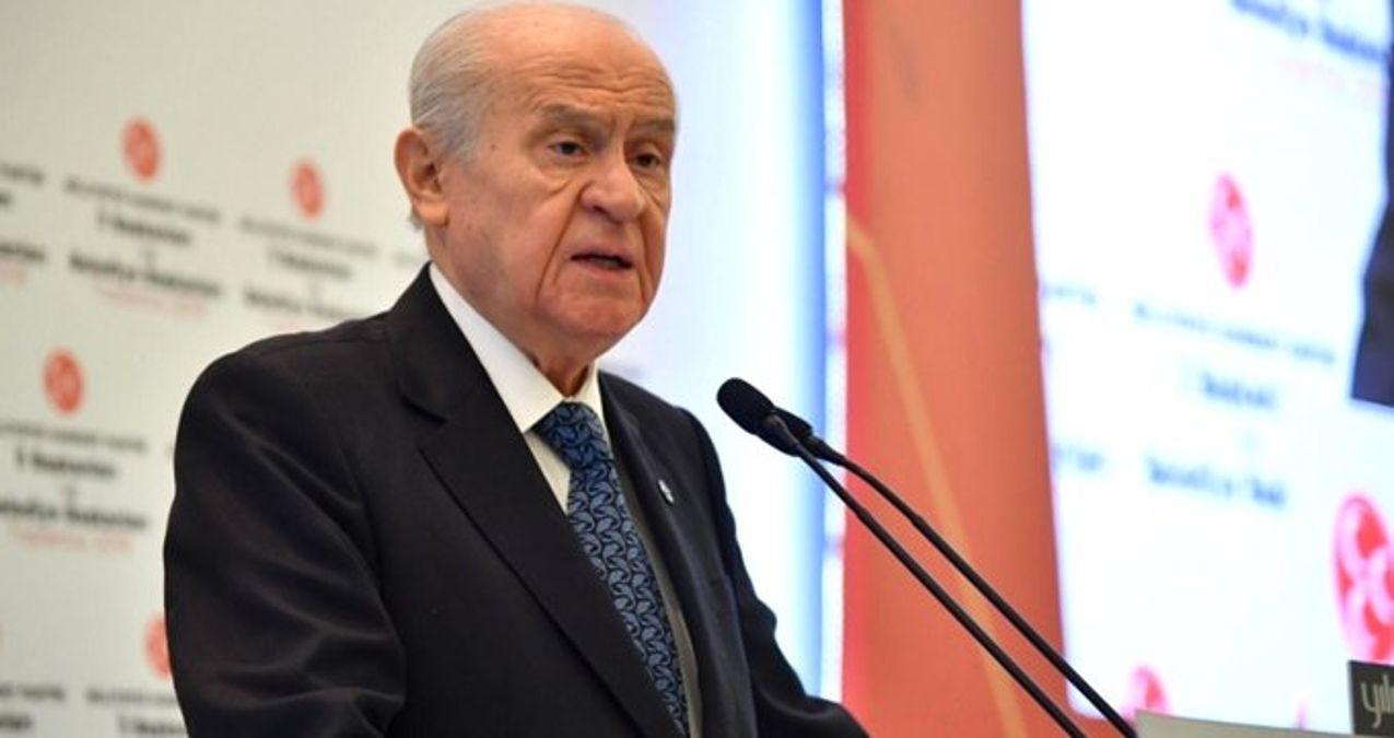 Bahçeli'den Erdoğan'ın 'Türkiye İttifakı' Çağrısına İlk Yorum: YSK, Zillet İttifakına İzin Vermemelidir