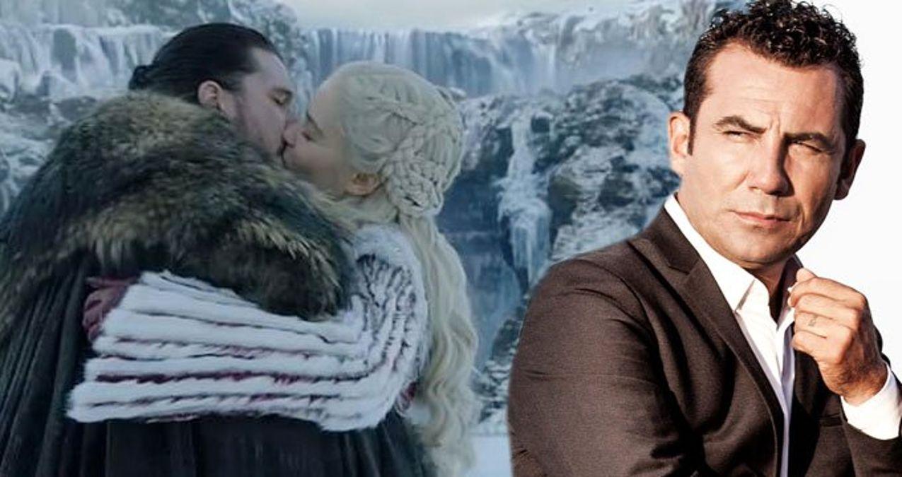 Ferhat Göçer'den Game of Thrones Paylaşımı! Çekirdek Çitleyerek Tahminde Bulundu
