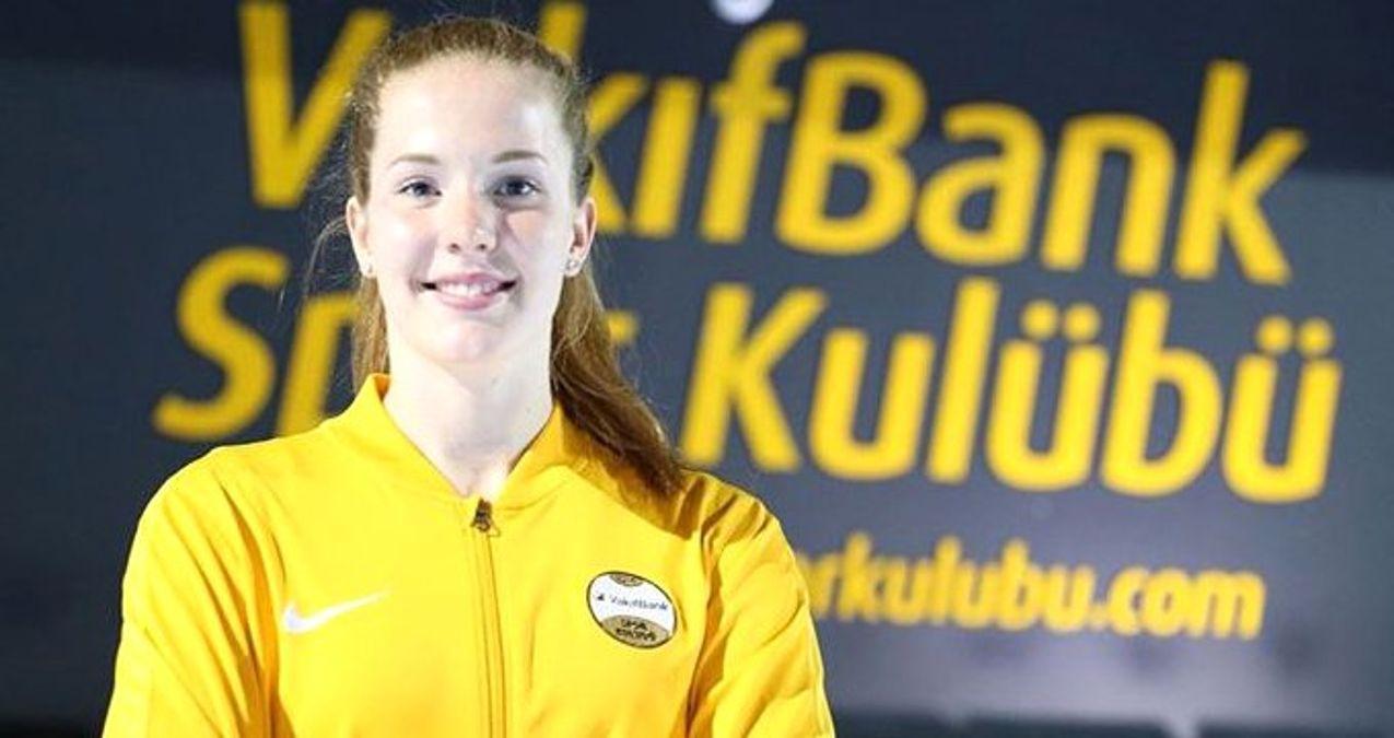 'İsveç Kraliçesi' Haak VakıfBank'a Transfer Oldu