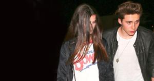 Beckhamın 17lik oğlunu tavladı, hayatı değişti