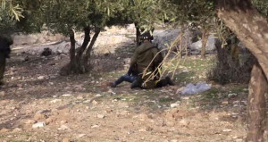 İsrail askerleri Filistinli genci böyle öldürdü