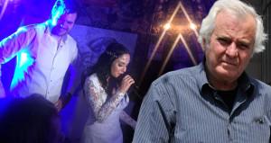 Tarık Akanın oğlu, ünlü şarkıcı ile evlendi