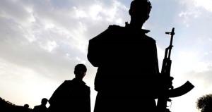 Valilik önünde terör eylemi için keşif yapan PKKlı yakalandı
