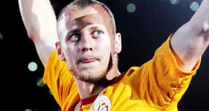 Zordaki Galatasaraya bir darbe de Semihten geldi