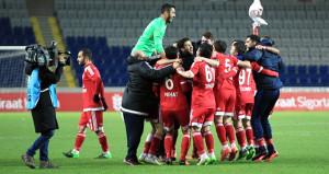 2. Lig takımı, Galatasarayın grubundan lider çıktı