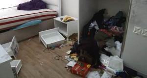 Reina saldırganının kaldığı evden çıkanlar şoke etti