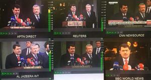 Tüm dünya Türkiyeden canlı yayına geçti