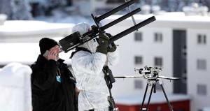 Elektronik Dalgalar Yayan Silah, 'Drone'ları Etkisiz Hale Getiriyor