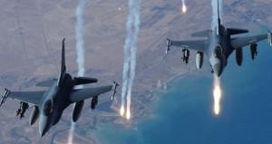 Sabah ABD, Öğlen İngiliz, akşam Rus uçakları bombaladı