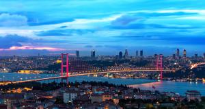 İstanbul'un en çılgın projesi! Yürüyerek karşıya geçeceksiniz