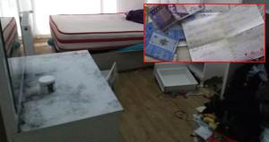 Reina saldırganının evinden çıkan çarpıcı not