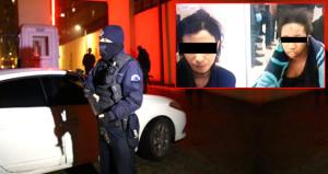 Teröristle aynı evde yakalanan kadınlarla ilgili çarpıcı ayrıntılar