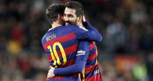 Ardanın sonunu Messi getirdi