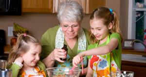 Büyükanne desteğine yaş kriteri geliyor