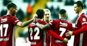 Beşiktaş lider çıktı! Rakip Fenerbahçe